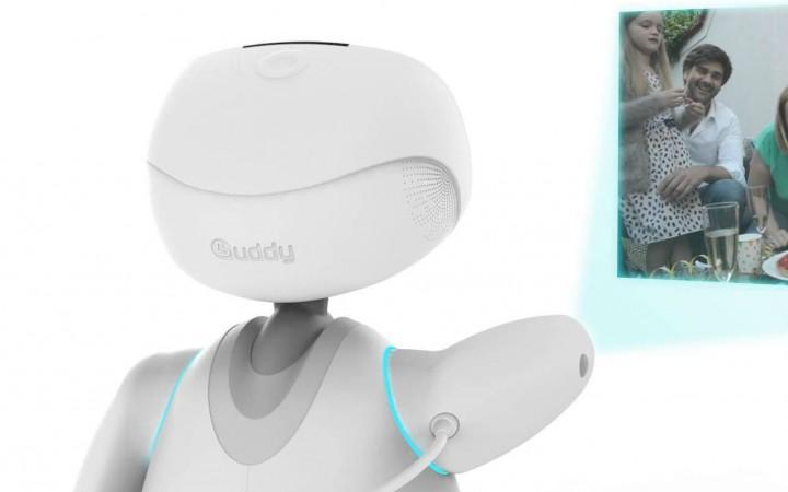 Robot con control y video-vigilancia a distancia