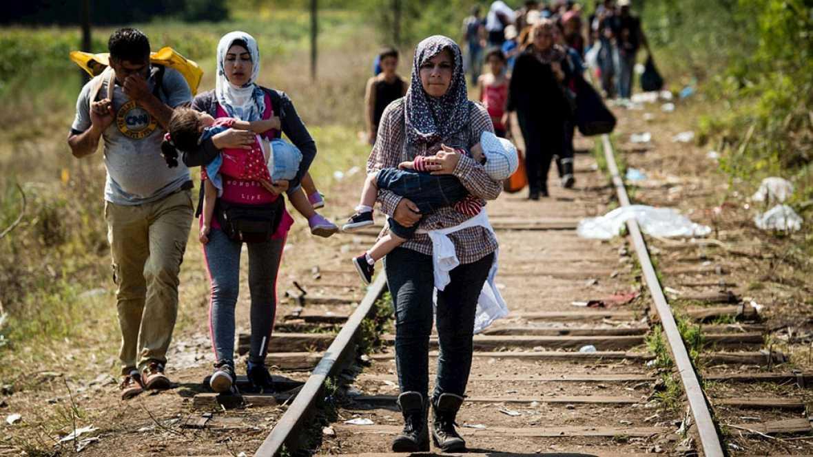 De las historias adolescentes de refugiados