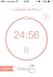 App Pomodoro Time