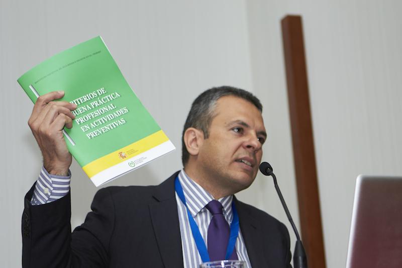 David Cobos, Vicedecano de la Universidad Pablo de Olavide