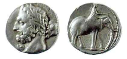 Moneda Hispano Cartaginesa