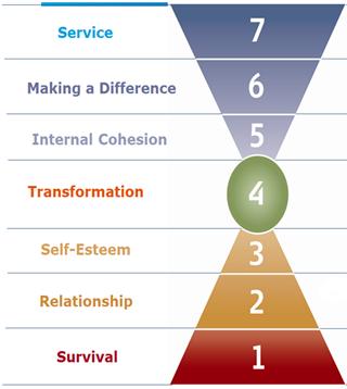efecto espectador - Organizaciones basadas en valores