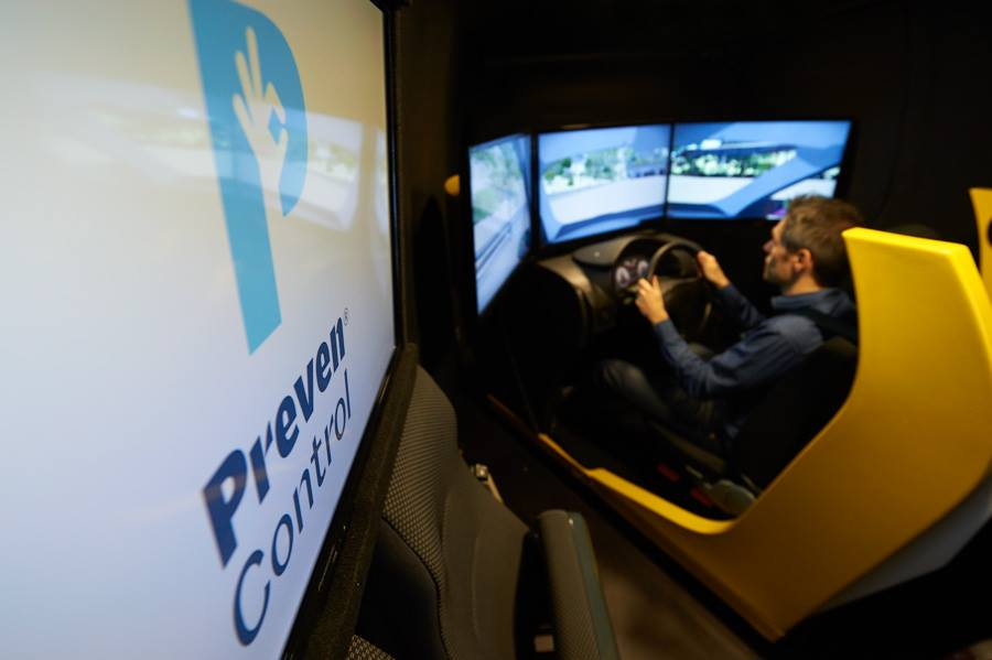 Road Safety Simulator