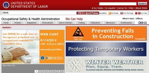 US_OSHA_webpage_cover