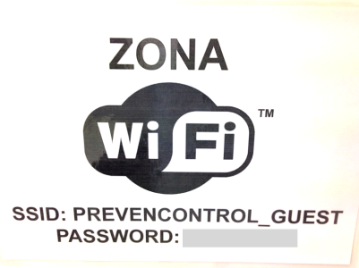 wi-fi en el trabajo - Wifi