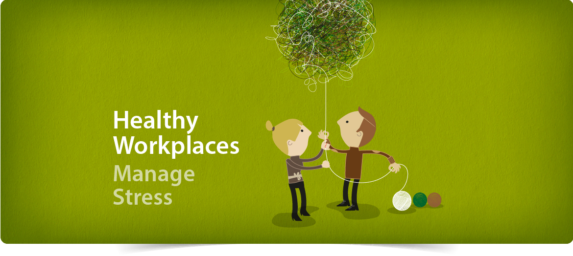 New e-guide for managing stress at work and other ...