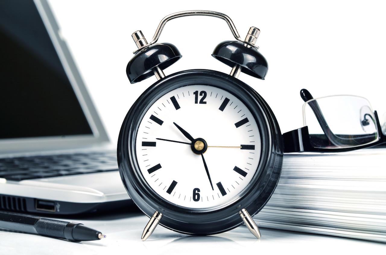 gestionar tiempo de trabajo