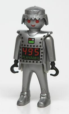 Robots en lugar de humanos