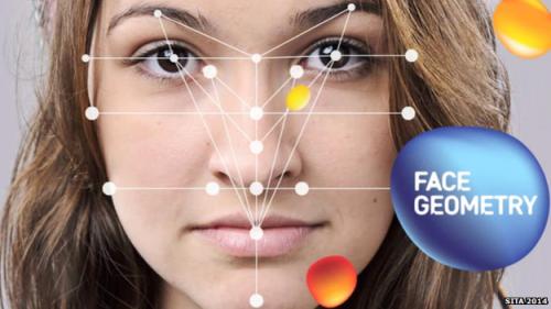 geometria facial