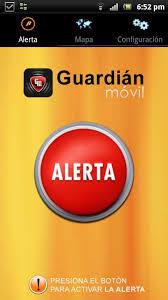 App Botón de alarma