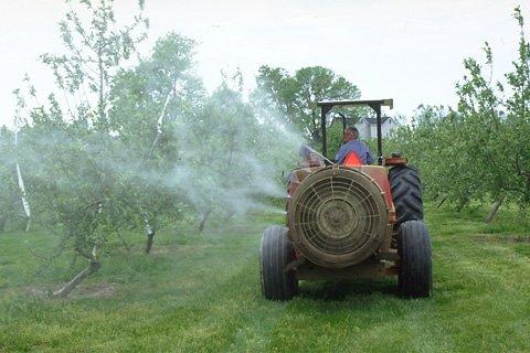 Vivir y trabajar en el campo, en el medio rural, en un entorno natural puede parecer más seguro. Pero el contacto prolongado con los fitoquímicos lo convierte en uno de los principales sectores de riesgo por EDCs