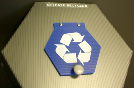 consulta europea sobre reciclaje de residuos - Please Recycle