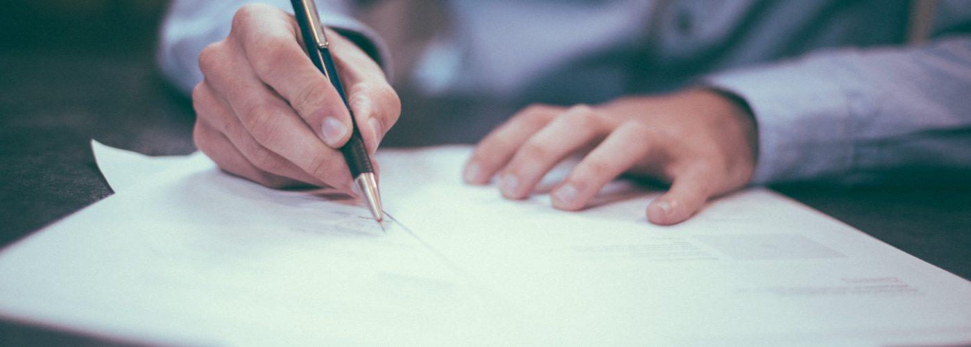 Registro documentación CAE