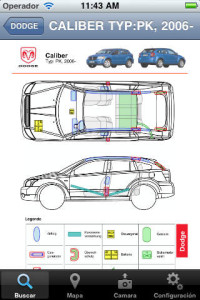 App para rescate en vehículos