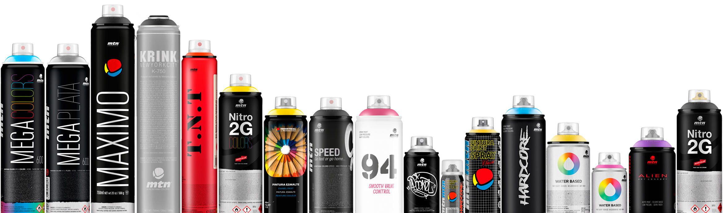 Montana sprays