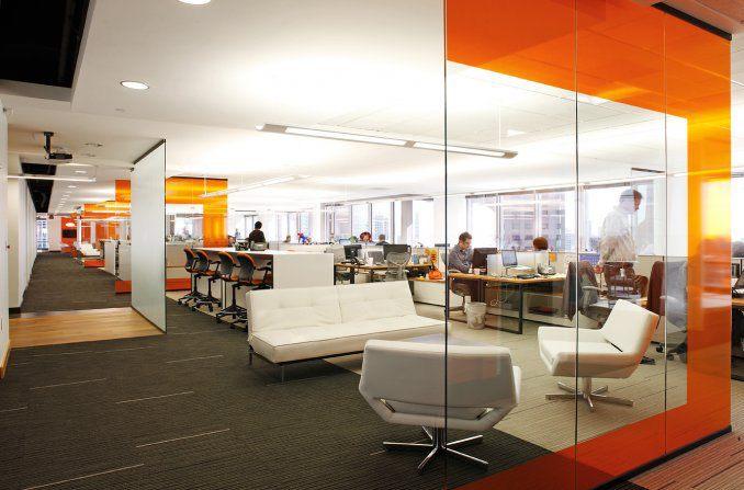 El trabajo en oficinas open space prevenblog for Conception bureau open space