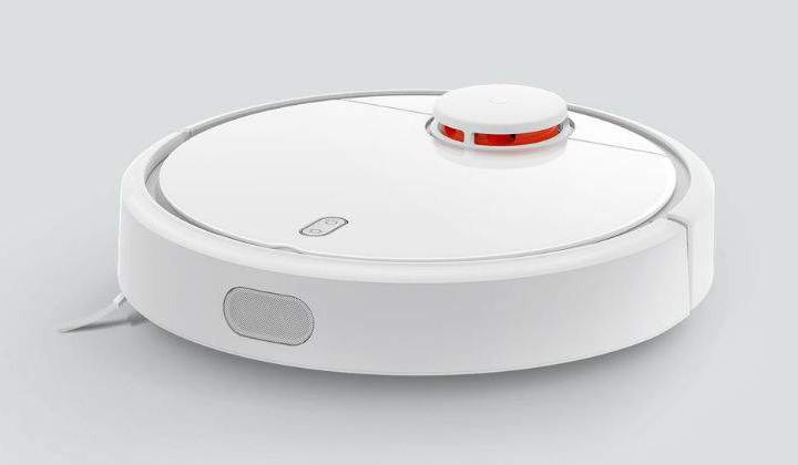 Robot Aspirador de Xaomi